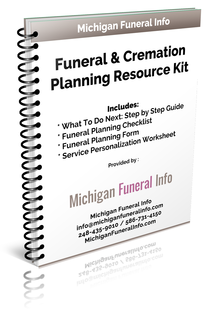 Michigan Funeral and Cremation Resource Kit
